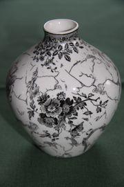 Porzellan Vase Villeroy Boch Alt-Mettlacher