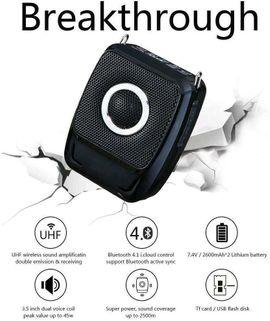 Bild 4 - Shidu Sprachverstärker tragbar - Sinzig
