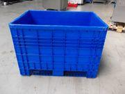 800 l Kunststoffbottich als Wasserbehälter