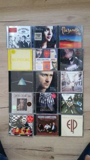 Auflösung CD-Sammlung