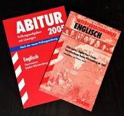 Englisch Abi Prüfung 2 Bücher