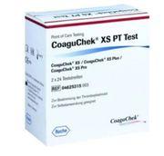 Coaguchek Xs Pt test 2x24