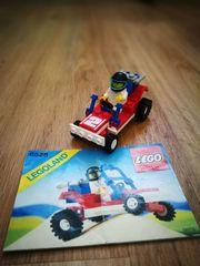 4 Gebrauchte Lego Autos