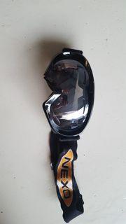 Nexo Motocross Brille versiegelt leicht