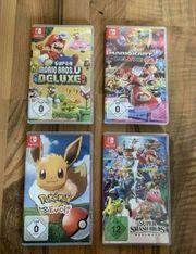 Nintendo switch Game set