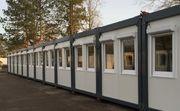 20 Fuß Wohncontainer Bürocontainer Baucontainer