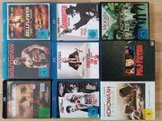 54 DVDs und Blu-rays zu