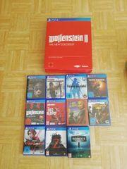 Playstation 4 Ps4 Sammlung Paket