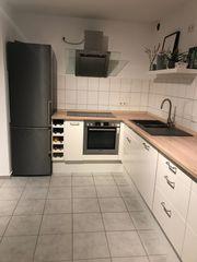 Küche weiß Ikea Faktum mit