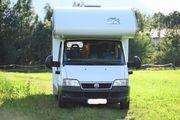Verkaufe Wohnmobil Knaus Sun Traveller 600D
