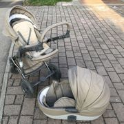 Knorr Baby Supension Carbon Kombi-Kinderwagen