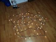 2 LED Lichterketten