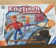 TipToi Englisch Detektive Spiel
