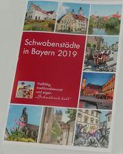 bayrische Städte Reiseführer zu verschenken