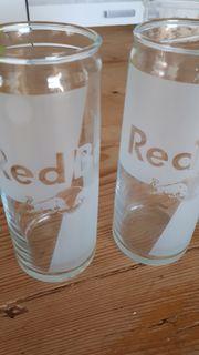 Red bull glas