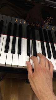 Klavierunterricht - Mannheim