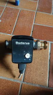 Buderus Heizungspumpe BUE-Plus 25 1-6