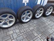 Radsatz Sternspeiche 69 neue Reifen