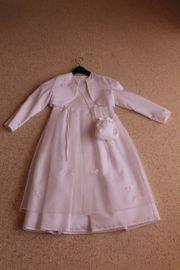 Kommunions-Kleid weiß Gr 134