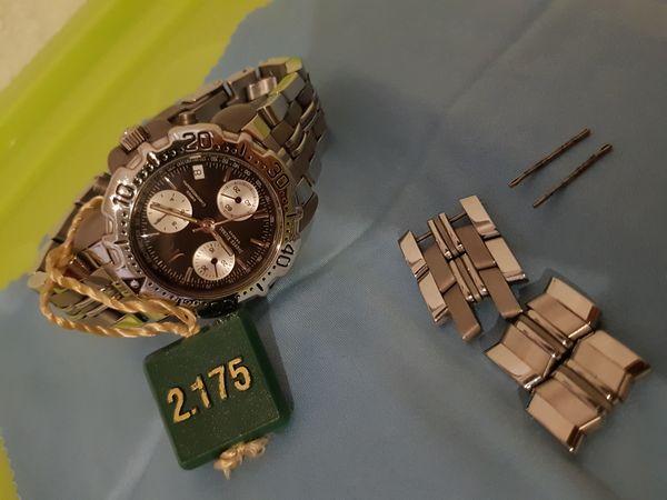 Uhr Jaques Richal