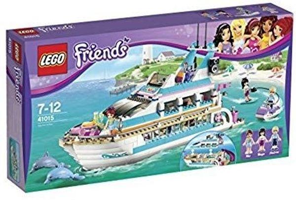 LEGO Friends 41015 - Yacht Wie