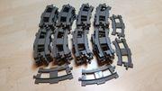 Lego DUPLO 44 Eisenbahnschienen Schienen