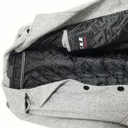 Herren Mantel 100 aus Woll