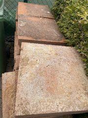 Betonplatten kostenlos abzugeben