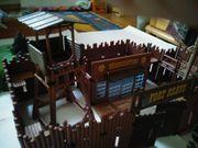 Playmobil Western Ranch und Männchen