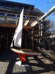 Segelmodellschiff