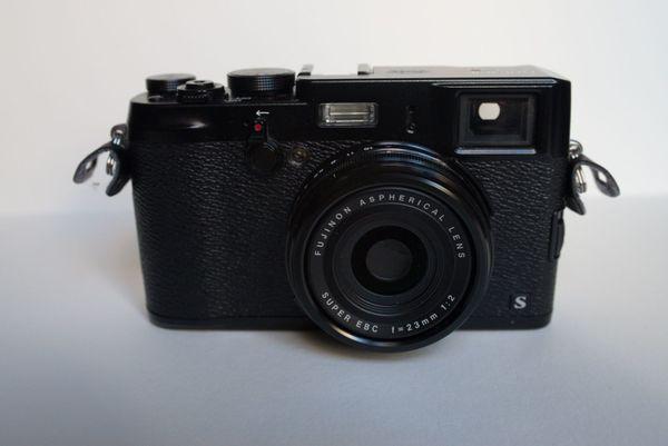 Fujifilm X100S 16 3 MP