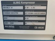 ALMIG VARIABELE 24 Schraubenkompressor