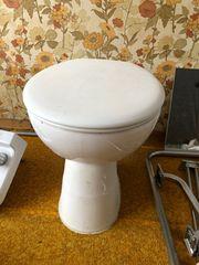 Toilette Sitz zu verschenken