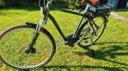 E-Bike City Bike Fahrrad Rad