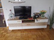 TV Unterschrank Sideboard in Holz