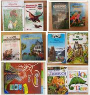 11 Kinder- Jugendbücher