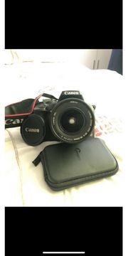 Spiegelreflexkamera - Canon EOS 1000D
