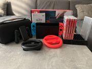 XXL Nintendo Switch Paket
