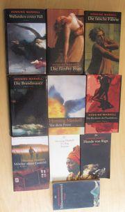 Bücher-Paket 1 von Henning Mankell -