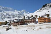Ferienwohnung Faschina direkt am Skigebiet