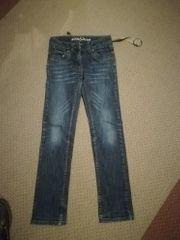 Mädchen Jeans Gr 152