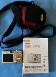 Canon Digitalkamera Ixus 30