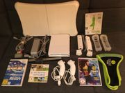 Nintendo Wii Sport Fitness SUPERPAKET