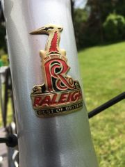 Herrenrad zu verkaufen - Raleigh 28