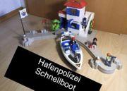 Playmobil Hafenpolizei 5128 inkl Versand