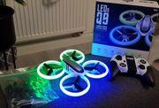 Drohne LEDs Q9 4 Channel