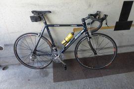 Mountain-Bikes, BMX-Räder, Rennräder - Rennmaschine