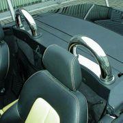 Chrom Roadster Bügel -Rundbogen- passend