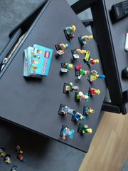 Lego Simpsons Mini Figuren Serie