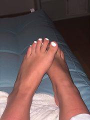 Lust auf meine Füße heute